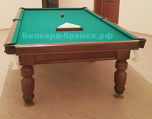 премьер люкс бильярдный стол